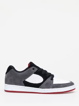eS Accel Slim Shoes (grey/white/red)
