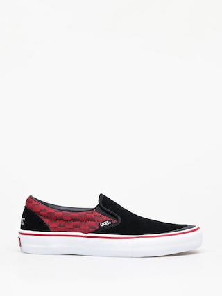 Vans X Baker Slip On Pro Shoes (baker/rowan)