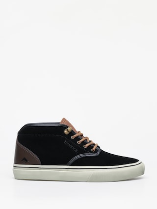 Emerica Wino G6 Mid Shoes (black/brown/grey)