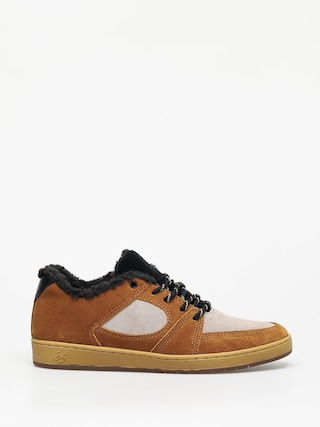 eS Accel Slim Shoes (brown/tan)