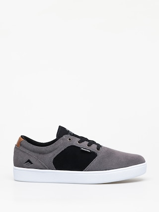 Emerica Figgy Dose Shoes (grey/black)