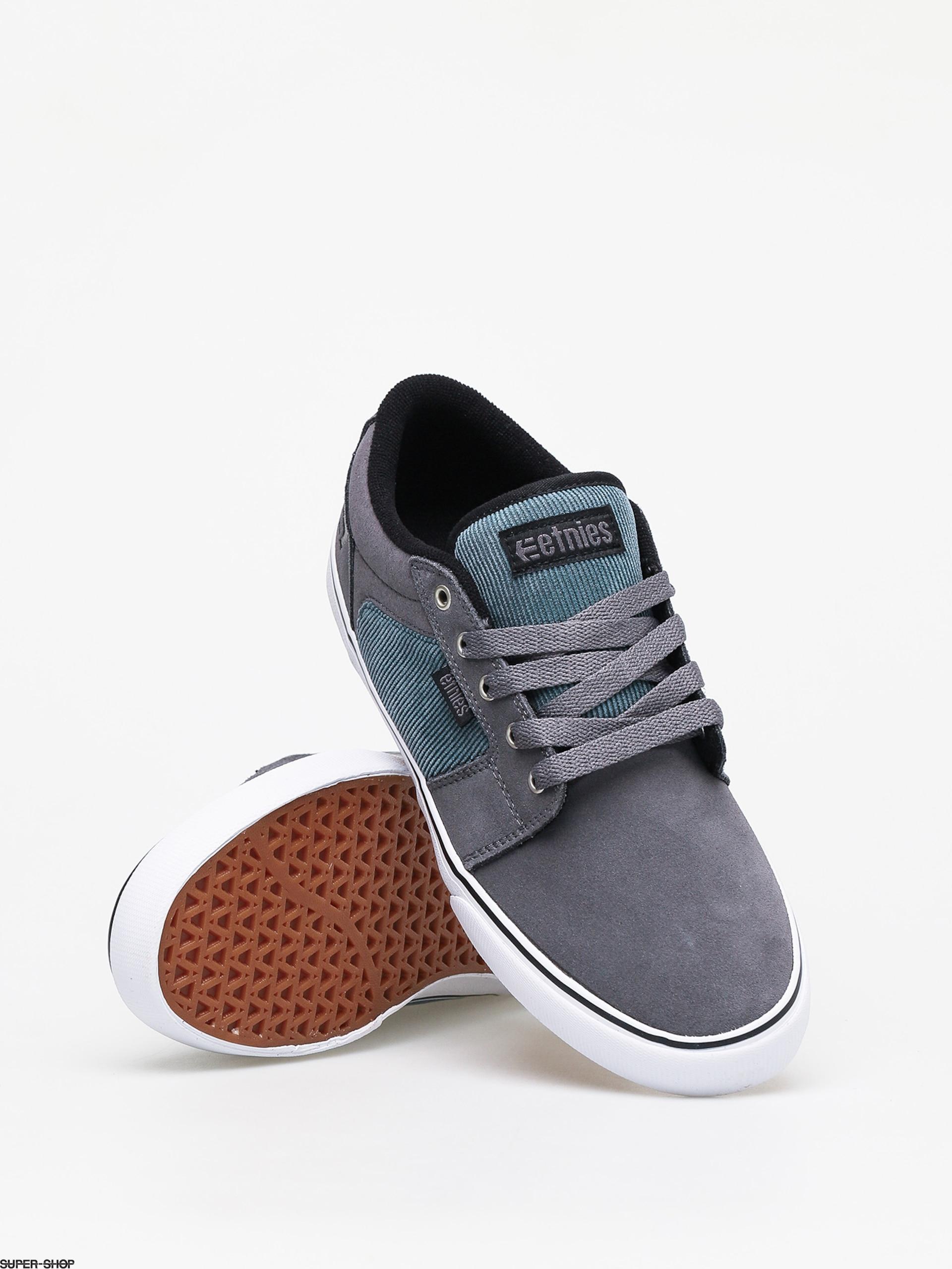Etnies Barge Ls Shoes (greyblue)
