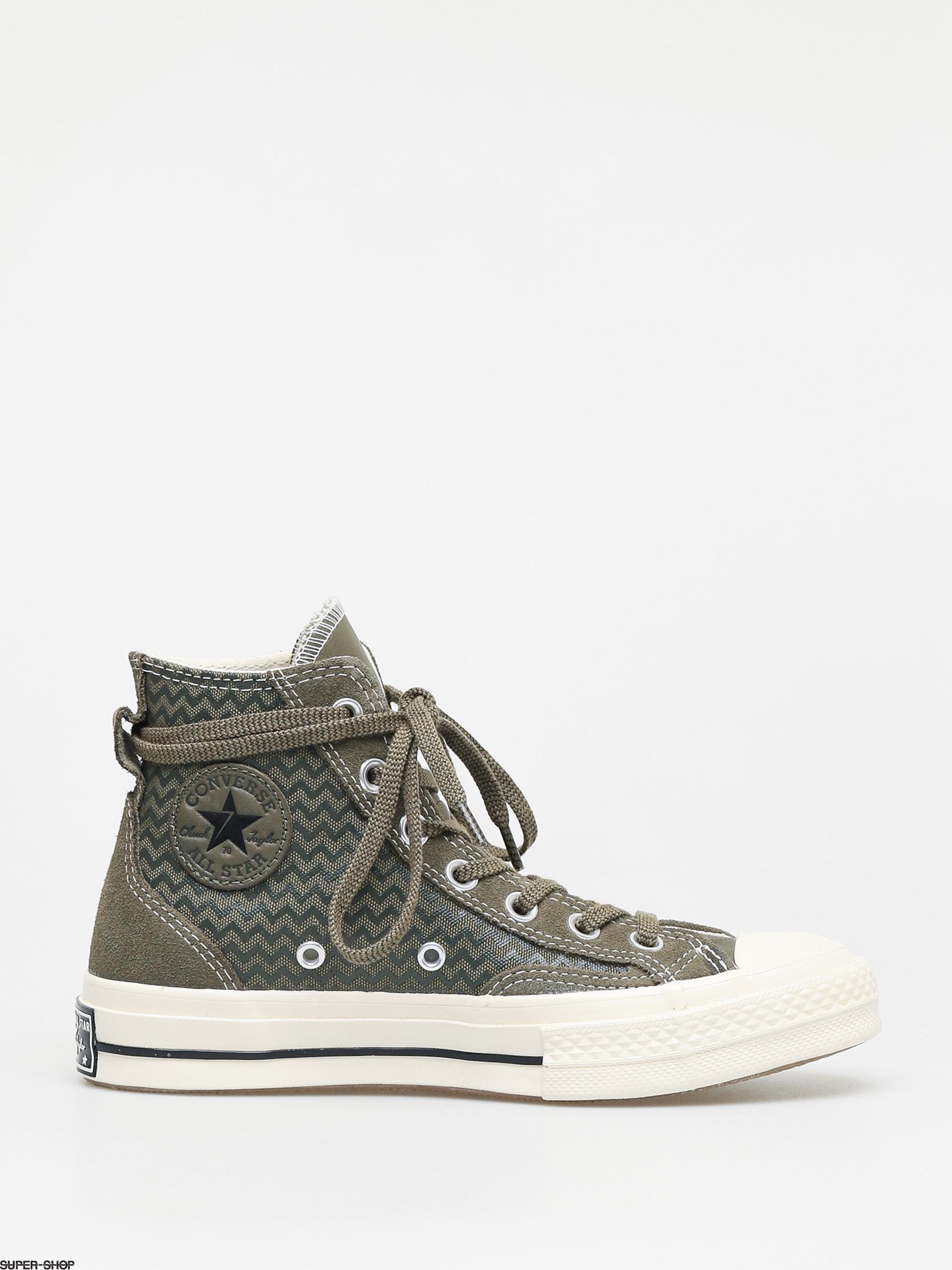 Converse Chuck 70 Hi Leather Chucks Wmn