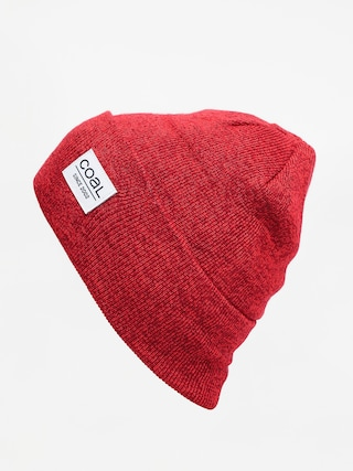 Coal The Standard Beanie (red marl)