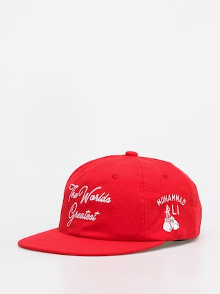 Diamond Supply Co. Dmnd X Muhammad Ali Worlds Greatest ZD Cap (red)