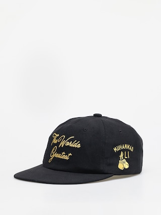 Diamond Supply Co. Dmnd X Muhammad Ali Worlds Greatest ZD Cap (black)