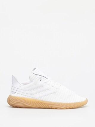 adidas Sobakov Shoes (ftwwht/ftwwht/gum3)