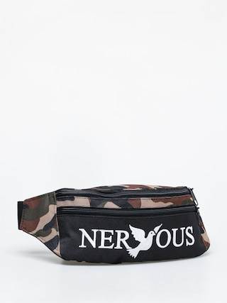Nervous Classic Bum bag (camo/black)