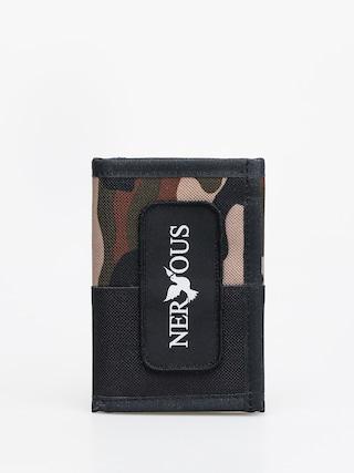 Nervous Classic Wallet (black/camo)