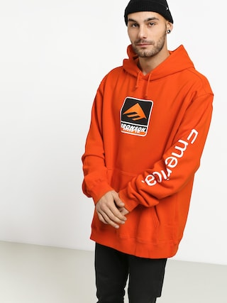 Emerica Bronson HD Hoodie (orange)