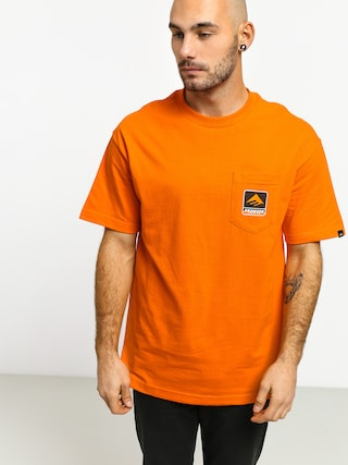 Emerica Bronson Pocket T-shirt (orange)