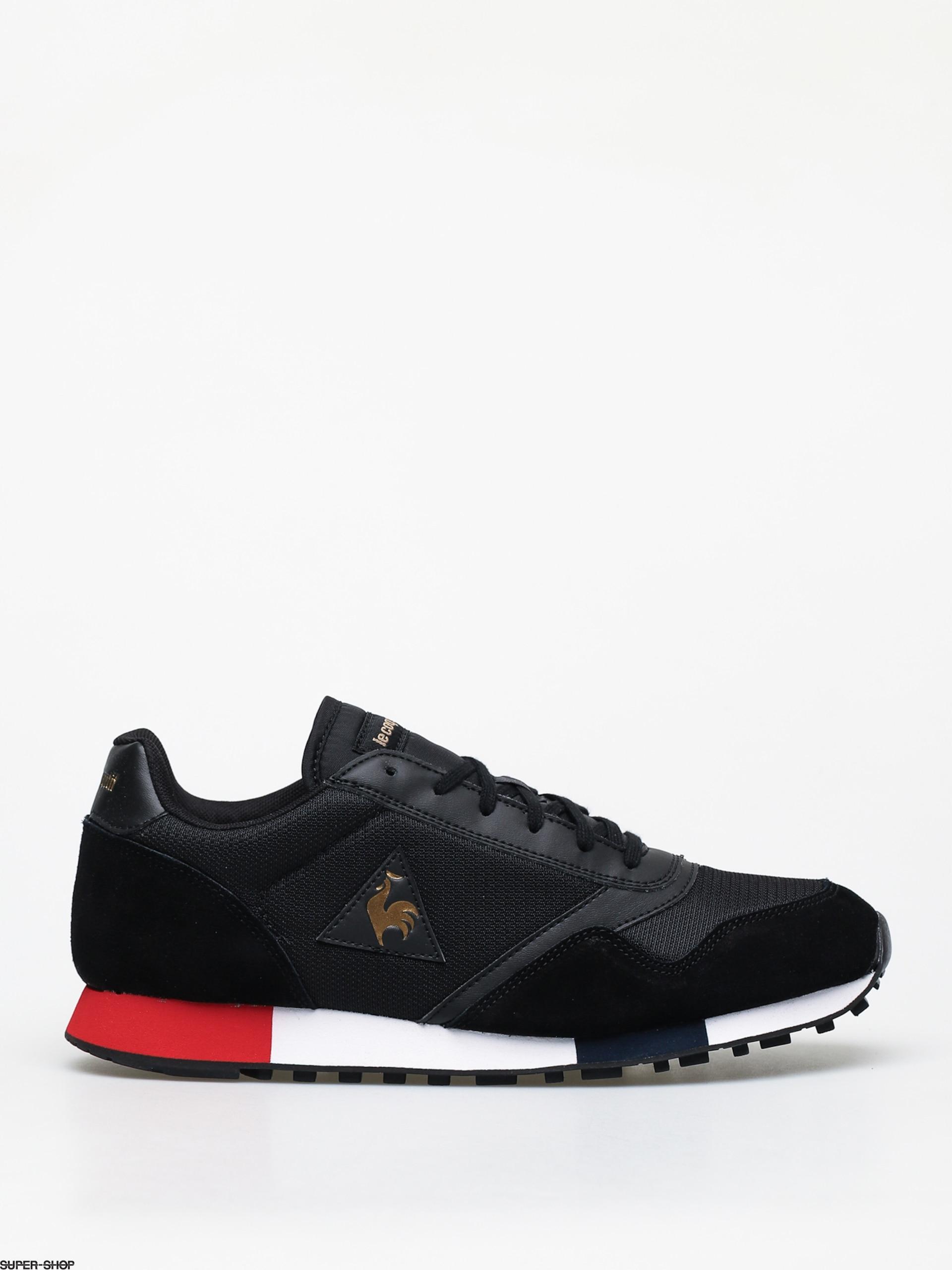 Le Coq Sportif Deltaetallic Shoes (black)