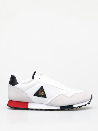 Le Coq Sportif Deltaetallic Shoes (optical white)