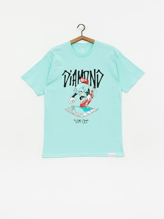 Diamond Supply Co. Sup Pool T-shirt (diamond blue)