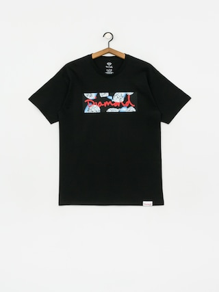 Diamond Supply Co. Diamond Cuts T-shirt (black)