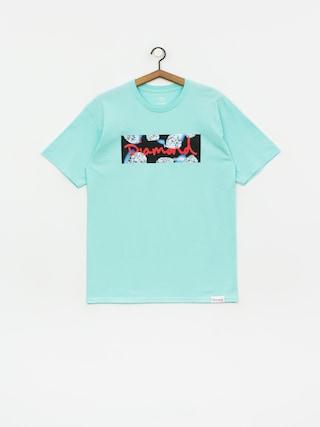 Diamond Supply Co. Diamond Cuts T-shirt (diamond blue)