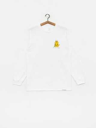 Diamond Supply Co. The Queen Longsleeve (white)