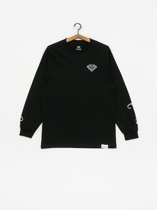 Diamond Supply Co. Double Read Longsleeve (black)