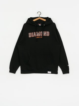 Diamond Supply Co. Sf Diamond HD Hoodie (black)