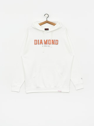 Diamond Supply Co. Sf Diamond HD Hoodie (white)