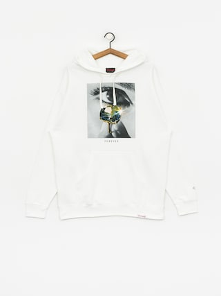 Diamond Supply Co. Eye Diamond HD Hoodie (white)