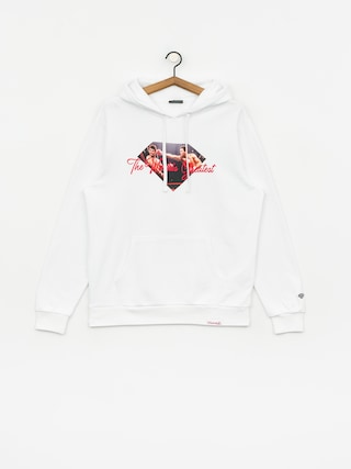 Diamond Supply Co. X Muhammad Ali Ali Sign HD Hoodie (white)
