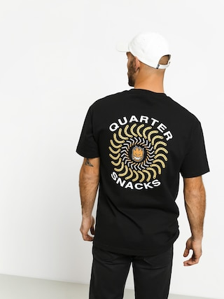 Spitfire Snackman T-shirt (black)