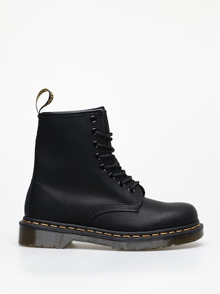 Dr. Martens 1460 Shoes (black greasy)