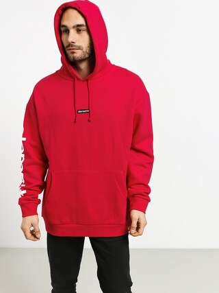 Element Primo Big HD Hoodie (hot pink)