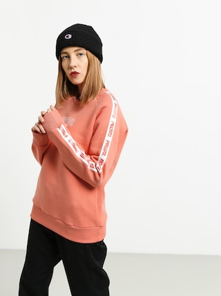 Prosto Smooth Sweatshirt (light pink)