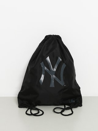New Era Mlb Gym Sack Nny Backpack (black/black)