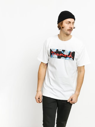 Diamond Supply Co. Diamond Cuts T-shirt (white)