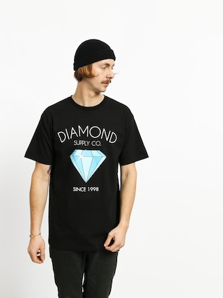 Diamond Supply Co. Classic Diamond T-shirt (black)