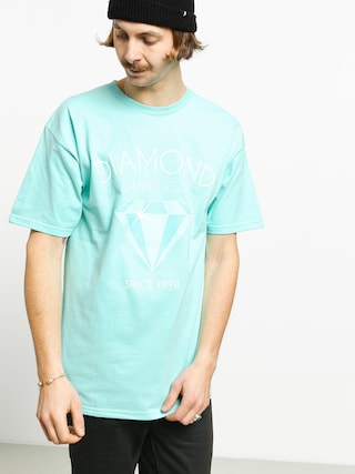 Diamond Supply Co. Classic Diamond T-shirt (diamond blue)