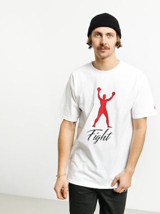 Diamond Supply Co. Dmnd X Muhammad Ali Fight T-shirt (white)