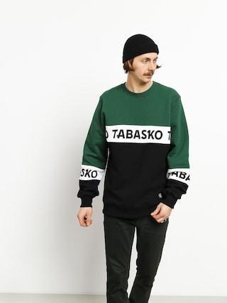 Tabasko Multipanel Sweatshirt (green)