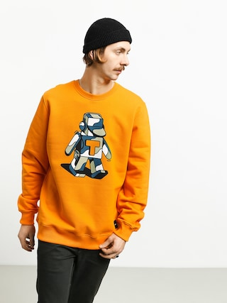 Tabasko Walkman Sweatshirt (dark cheddar)
