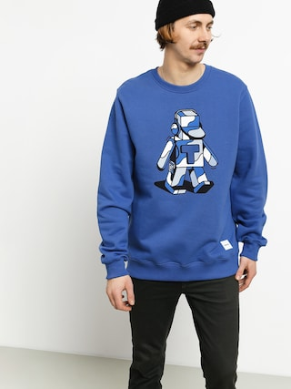 Tabasko Walkman Sweatshirt (blue)