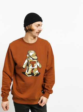 Tabasko Walkman Sweatshirt (almond)
