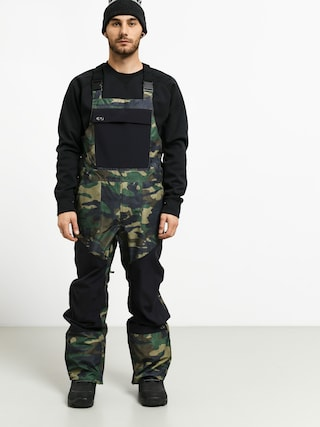 ThirtyTwo Basement Bib Snowboard pants (camo)