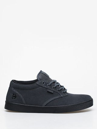 Etnies Jameson Mid Crank Shoes (dark grey/black)