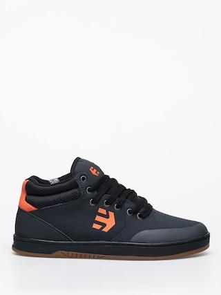 Etnies Marana Mid Crank Shoes (navy/orange)