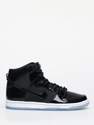 Nike SB Dunk High Pro Shoes (space jam black/black white varsity royal)
