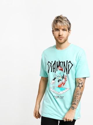 Diamond Supply Co. Sup Pool T-shirt (diamond blue)