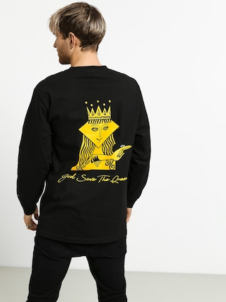Diamond Supply Co. The Queen Longsleeve (black)