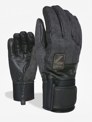 Level Rover Gloves (black grey)