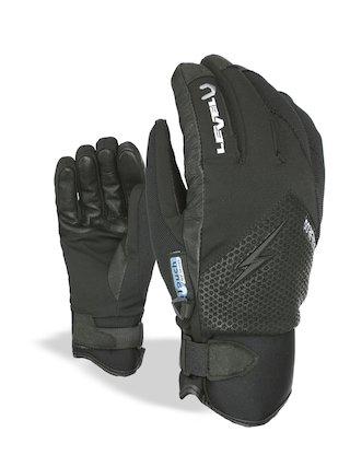 Level Gloves I Thunder Gore Tex (black)