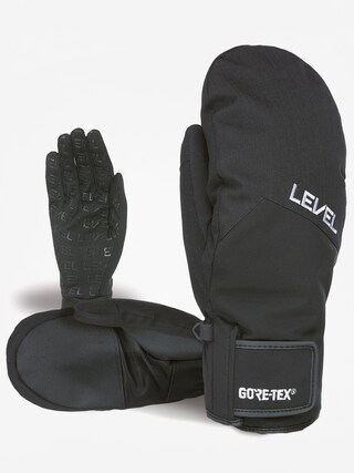 Level Rescue Mitt Gore Tex Gloves (black)