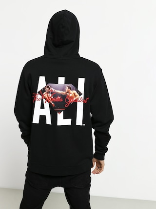 Diamond Supply Co. X Muhammad Ali Ali Sign HD Hoodie (black)