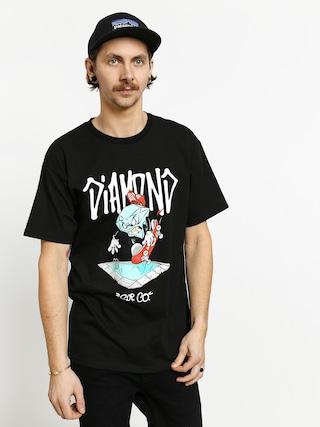 Diamond Supply Co. Sup Pool T-shirt (black)